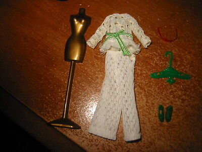 #717 Bell Bottom Bounce in Very Good Condition Dawn Doll Outfit