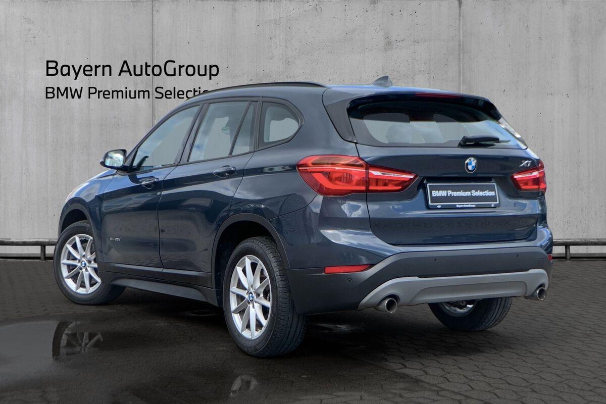 BMW X1 xDrive20d Advantage aut.