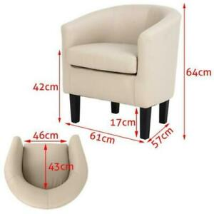 Modern-Tub-Chair-Sofa-Armchair-Padded-Seat-Living-Room-Reception-Bedroom-Chairs