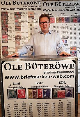 Briefmarkenhandel Ole Büteröwe