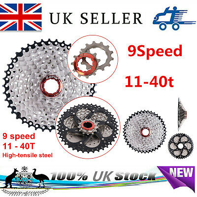 VIARON 8 Speed 11-42T//32T//25T//40T//36T MTB Cassette Mountain Bicycle Freewheel S+