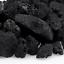 10 lbs Bag 1//2 in. - 1 in. American Fireglass Medium Black Lava Rock