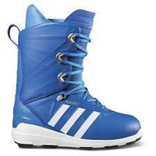 item 4 New Adidas Blauvelt Snowboard Boots Mens Size 7.5 Bluebird Running  White Black -New Adidas Blauvelt Snowboard Boots Mens Size 7.5 Bluebird  Running ... 8a471b8ce