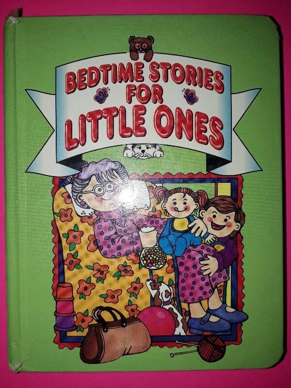 Bedtime Stories For Little Ones - Christian Art Publishers.