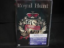 ROYAL HUNT 2016 Live 25th Anniversary JAPAN DVD Silent Force Andre Andersen