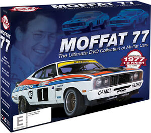 Moffat-77-Celebrating-1977-1-2-Finish-DVD-Box-Set-6-DVD-039-s-R4