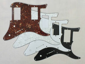 Hh scratch plate pickguard 4 colours to fit yamaha for Yamaha pacifica 112 replacement parts