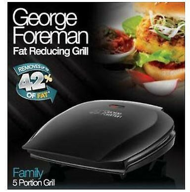 Brand New! George Foreman Fat Reducing Griller