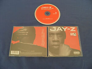 Jay z blueprint 21 rare pa cd rap dr dre kanye west image is loading jay z blueprint 2 1 rare pa cd malvernweather Images