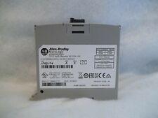 Allen Bradley Micrologix 4 Ch Thermocouple Mv Input Module 1762 It4