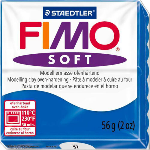 Modelización horno de arcilla polimérica Fimo Suave Hornear-Compre 5 lleve 1 Gratis-más barato en