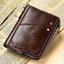 Men-Genuine-Leather-Cowhide-Wallet-Bifold-RFID-Credit-Card-Holder-Zipper-Purse thumbnail 3