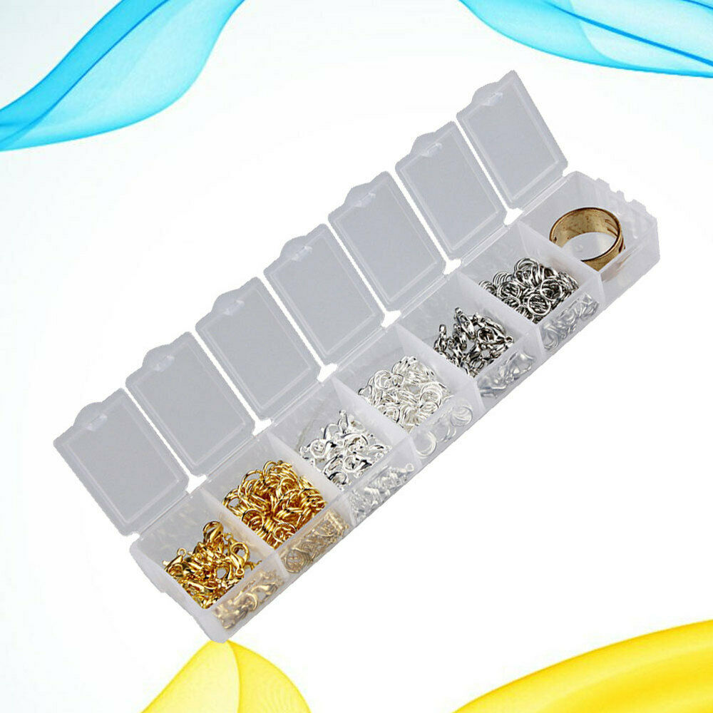 1 Set Jewelry Making Accessories Plated Jewelry Accessories for DIY Craft Home