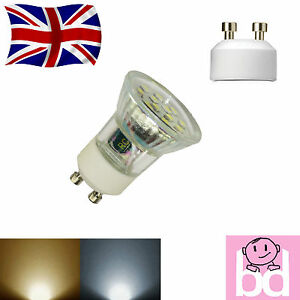 mini gu10 smd 2835 led bright energy saving efficient small 35mm light bulb lamp ebay. Black Bedroom Furniture Sets. Home Design Ideas