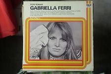 GABRIELLA FERRI - FIORI ROMANI LP 1976