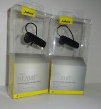 Jabra Wireless Bluetooth Headset For Smartphones Bt2047 Black For Sale Online Ebay