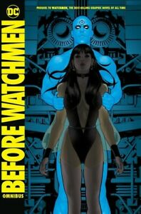 Before-Watchmen-Omnibus-New-Books-Graphic-Novel-Hardcover