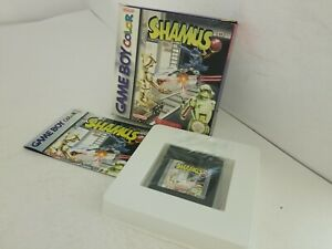 TELEGAMES-SHAMUS-GAME-CIB-COMPLETE-FOR-NINTENDO-GAME-BOY-COLOR-J39