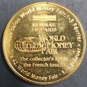 Monnaie de Paris World Money Fair Berlin 2013 medaille MDP penning