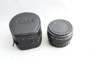 Kenko 2X OP Teleplus MC4 for Canon FD with case from Japan 3