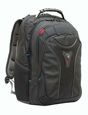 "NEW! Wenger Swissgear GA-7357-02 17"" Carbon Laptop Backpack Case Bag for MacBook"