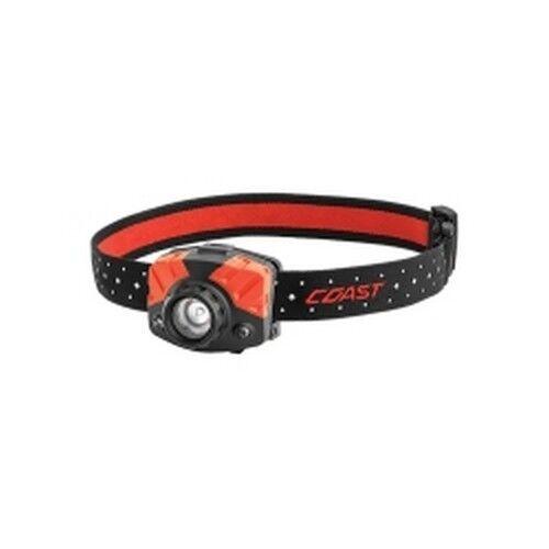 Coast 20618 FL75R wiederaufladbar Scheinwerfer rot