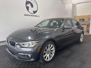 2017 BMW 3 Series 328d xDrive Sedan DIESEL / ONE OWNER / NO ACCIDENTS