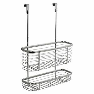'Under-Sink-Cabinet-2-Tier-Basket-Organizer-Drawer-Storage-Pantry-Kitchen-Rack' from the web at 'https://i.ebayimg.com/images/g/nzUAAOSwCU1YuXiW/s-l300.jpg'