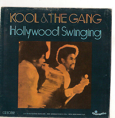 Kool The Gang Hollywood Swinging Cover Only Only Cover Ex Ebay