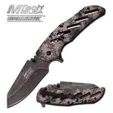 Coltello MTech USA Tactical Gray Camo MTA904DG Knife Messer Couteau Navaja