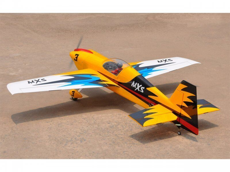 Pichler Mxs Aircraft USA 1620mm Aerobatic Plane C9025 Model Aeroplane