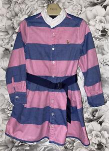 Girls Age 4 (3-4 Years) Polo Ralph Lauren Dress