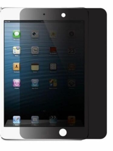 Privacy Anti-Spy Screen Protector Guard Shield Saver Armor Film 2018 iPad 9.7