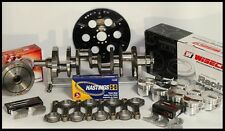Bbc Chevy 496 Assembly Scat Amp Wiseco 25cc Dome 4310 Pistons 060 Over 2pc Rms