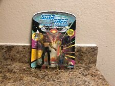 1992 Star Trek The Next Generation Lieutenant Commander Geordi La Forge figure Playmates fsnip