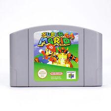 Super Mario 64 (PAL/Europe) Nintendo 64 n64 Cart