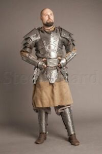 Medieval-Armor-Dwarven-Steel-Cuirass-Armor-FULL-SUIT