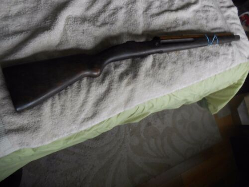 original mexican model 1936 mauser short rifle complete wood stock w handguard