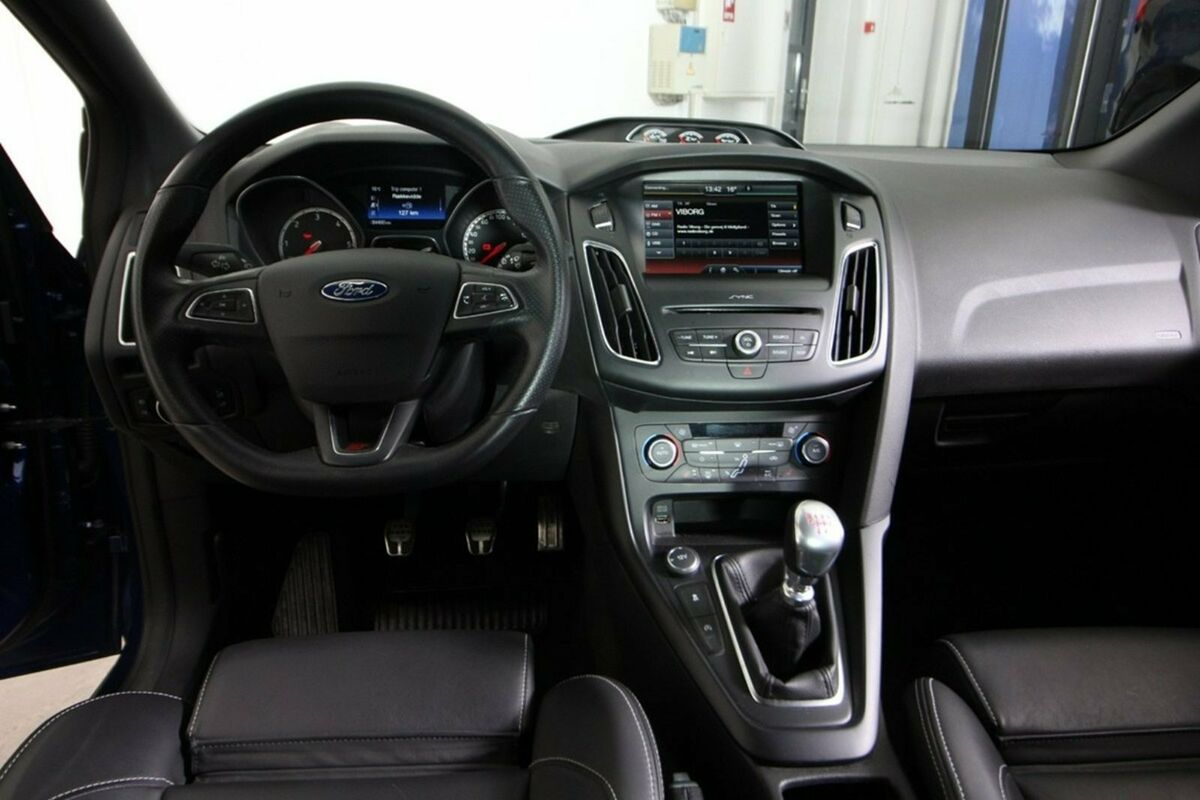 Ford Focus 2,0 TDCi 185 ST3