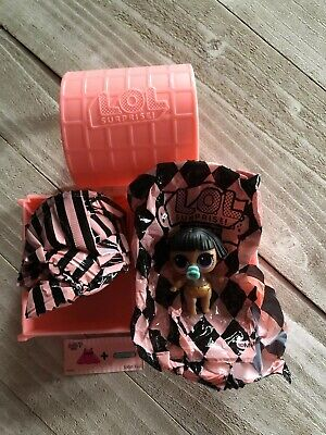 LOL Surprise Lils Makeover Series 5 LIL PHARAOH BABE Little Sisters Doll~Sealed