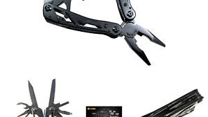 GANZO G202B Stainless Multi Tool Pliers screw-kits Outdoors Military Camping