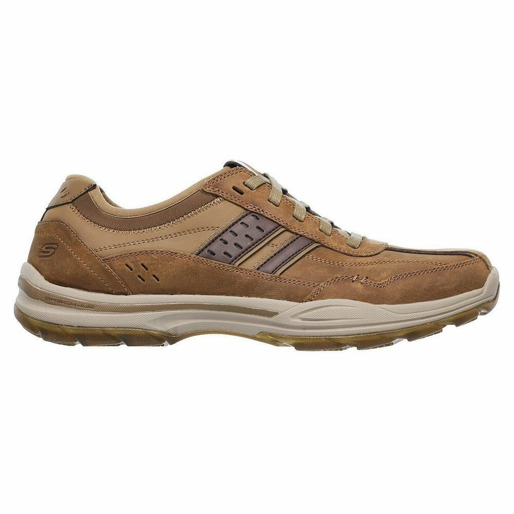 Skechers Elment-Meron  shoes Brown Men