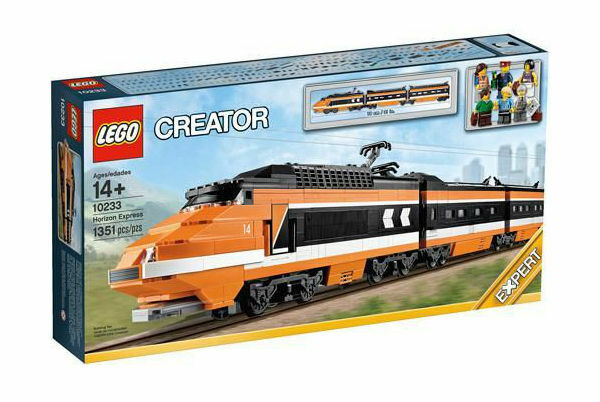LEGO Creator Horizon Express (10233) Brand New in unopened box