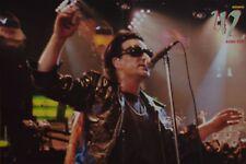 U2 - A3 Poster (ca. 42 x 28 cm) - Bono Vox Clippings Fan Sammlung NEU