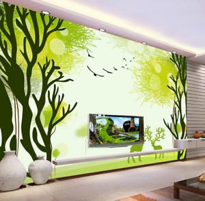 3D Graffiti Scenery 73 Wall Paper Murals Wall Print Wall Wallpaper Mural AU Kyra