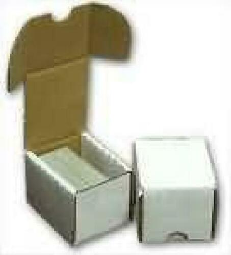 2x 100ct Cardboard Box for Card Storage New Storage Boxes Cardboard for CCG