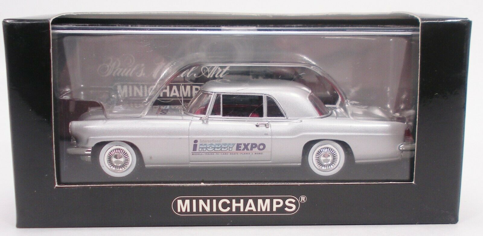 Minichamps 2008 je Hobby EXPO 1 de 96 Lincoln Continental Mark II 1 43