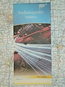Details about INDIANAPOLIS CITY MAP INDIANA Travel Street Road Tour on illinois map, indiana water map, southern indiana map, indiana castles, indiana street, indiana relief map, indiana time map, indiana map with exit numbers, indiana on us map, wabash indiana map, northern indiana map, united states map, indiana locality map, arcadia indiana map, hotels downtown indianapolis indiana map, indiana atlas, indiana sports map, centerville indiana map, indiana state map, indiana regions map,