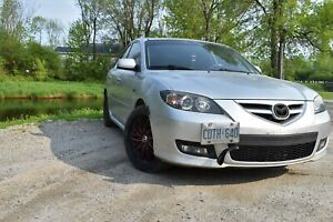 2008 mazda 3 GT fully loaded