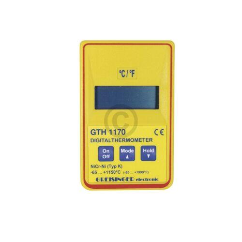 Digital-Sekunden-Thermometer GTH1170